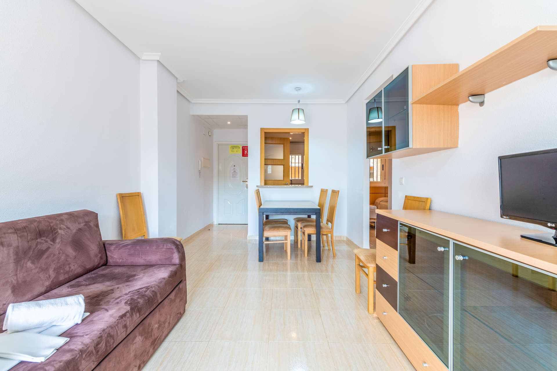 Salón Apartamento Oromarina Azahar